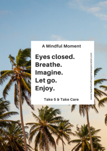 Gratitude & Mindfulness Experience. More on the program
